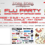 FLU PARTY PRAGUE - PARTY IN LE CLAN PRAGUE