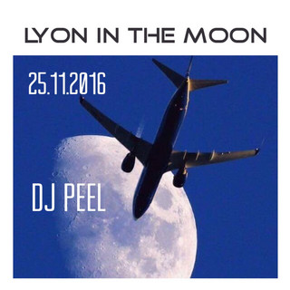 LYON IN THE MOON !