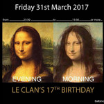 2017 Le Clan's Birthday
