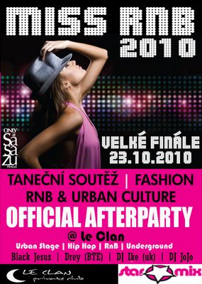 Official after party Miss RnB